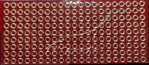 Creativ samolepky s glitry červené