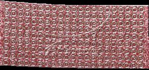 Creativ samolepky s glitry růžové