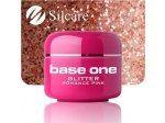 UV gel NO NAME 5 g romance pink gliter