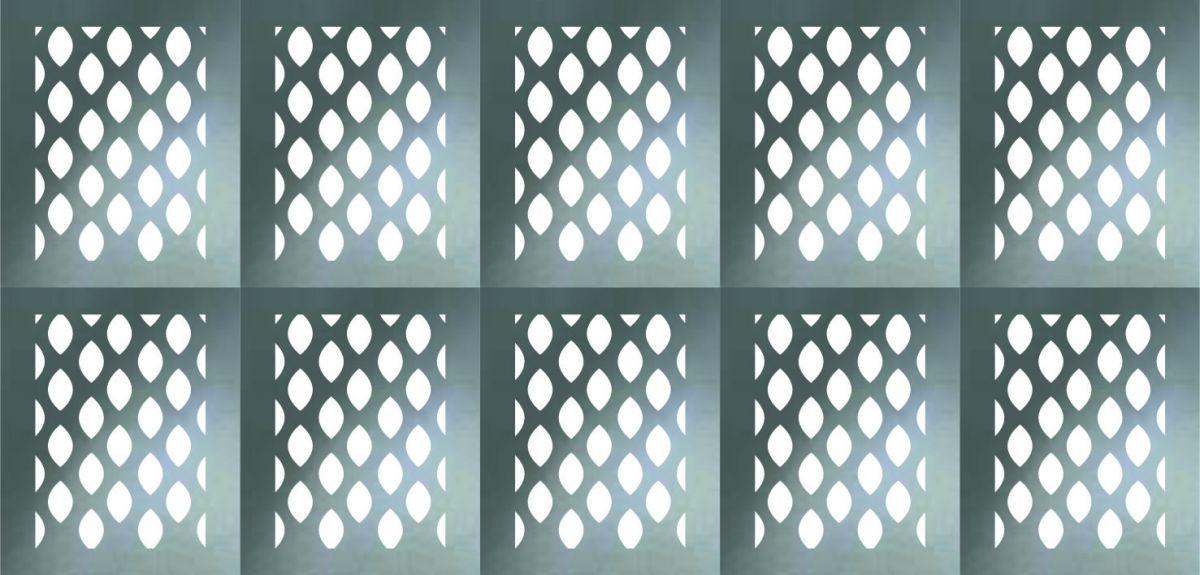 Samolepka - šablona vinyl 2 stříbrná AKmedia