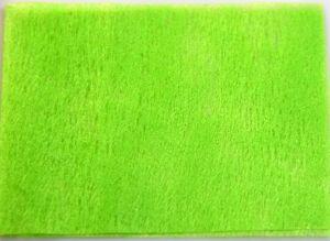 Hedvábný papír zelený