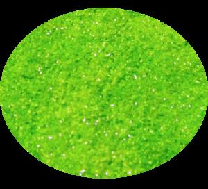 Diamantový prach zelená světlá